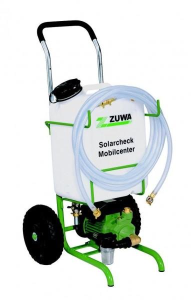 ZUWA Solarcheck Mobilcenter KOMPAKT, P 80, 230 V, 134053V11