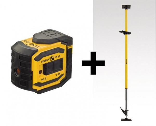 Stabila punkt laser la p teiliges set ve stück