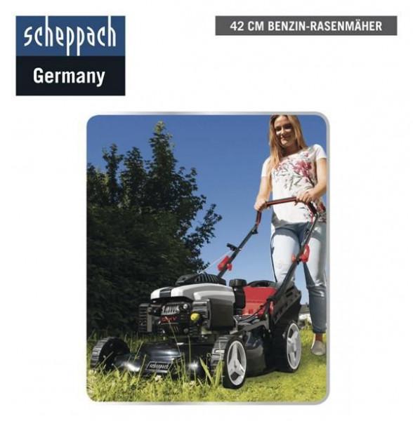 Scheppach Benzin Rasenmaher Ms139 42 Mit Radantrieb 5911224903
