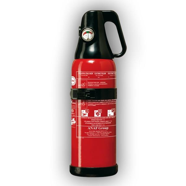 GEV Pulverlöscher 1 kg, ANAF-PS1-P ABC, A449003323
