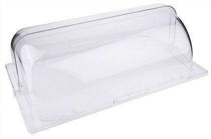 Contacto Rolltop-Haube GN 1/1 aus Polycarbonat, 645/530