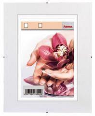 hama rahmenloser Bilderhalter ´Clip-Fix´, 40 x 50 cm, 61597