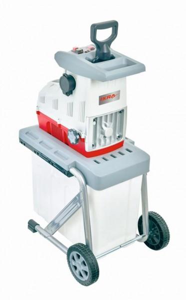 Ikra Elektro Walzenhäcksler ILH 2800 mit Auffangkorb und Ablagefach, 81002870