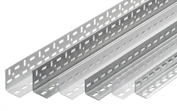 Schulte Winkelprofil 60x45x2 mm, verzinkt, schraubbar