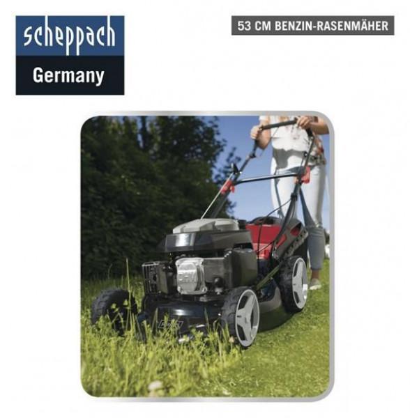 Scheppach Benzin Rasenmäher Ms224 53 Mit Radantrieb 5911221903