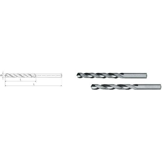 ELMAG HSS Co8-Spiralbohrer DIN 338, Ø 11,0 mm, 70316
