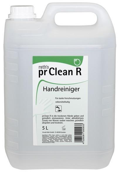 Rath prClean R Handreiniger, 5 Liter, VE: 4 Stück, 4500R 4