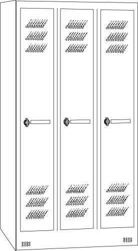 """OTTO KIND Kleiderschrank """"design"""" mit Sockel 3-400 V1, 542321 kaufen ..."""