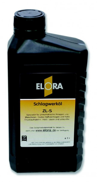 Schlagwerköl, ELORA-5023-S, 5023000010000