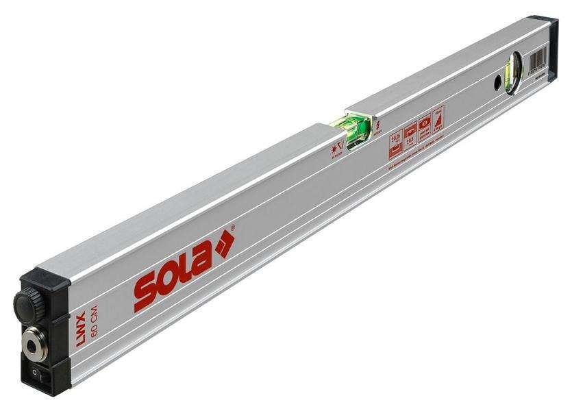 Sola laser wasserwaage profiline lwx 60 cm 71050901 kaufen profishop