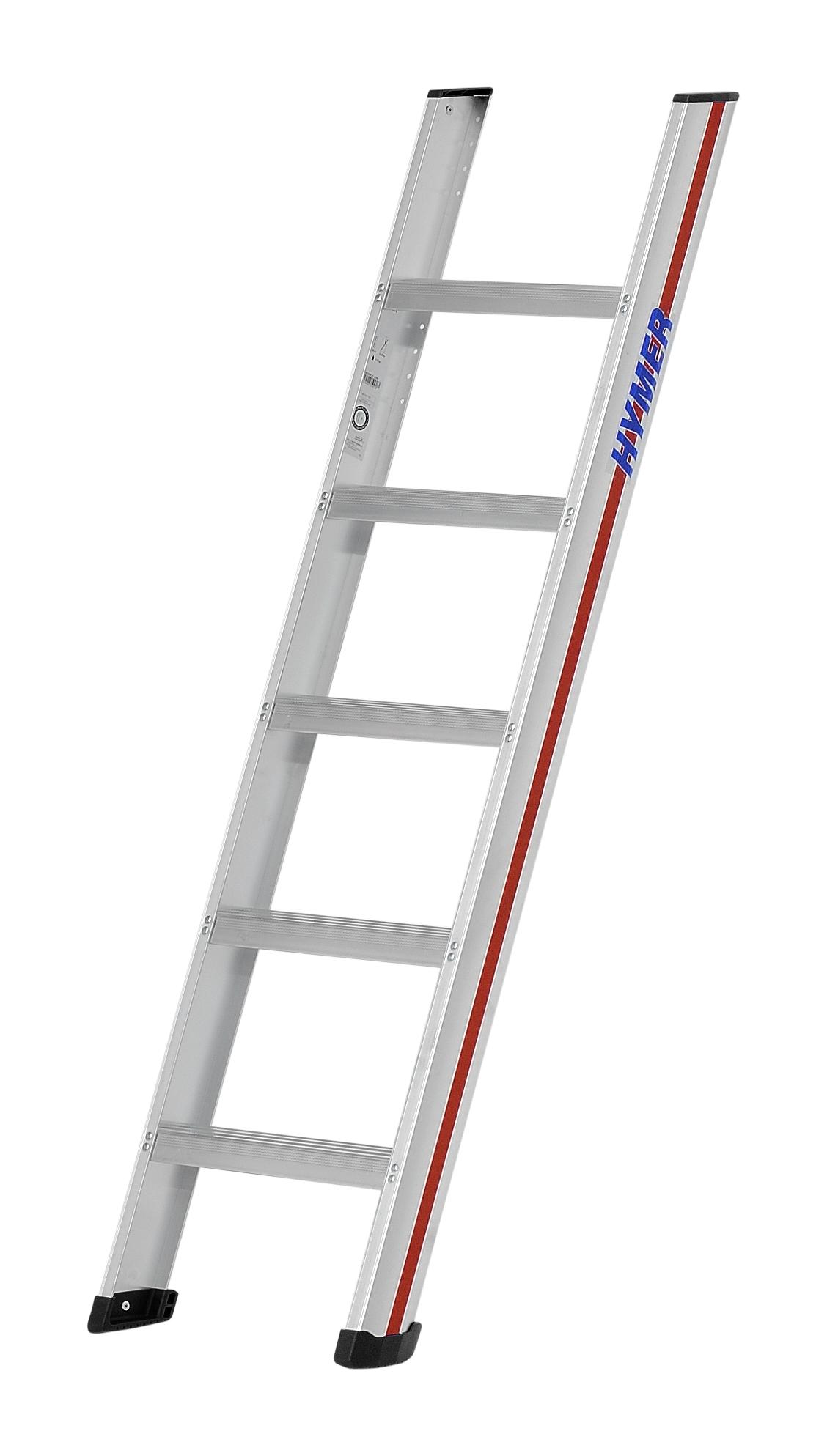 HYMER 601206 Stufenanlegeleiter 6 Stufen