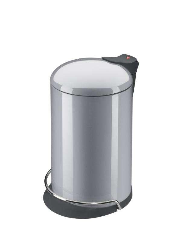 Stahlblech Inneneimer Kunststoff Hailo Tretabfallsammler PROFILINE SOLID 14 l