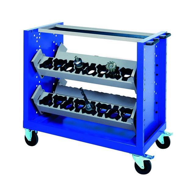 Thurmetall nc transportwagen 32 werkzeugaufnahmen iso sk for Nc elektrotechnik