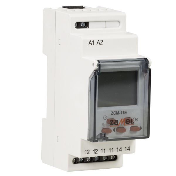 Zamel Zeitschaltuhr, digital, ZCM-11E