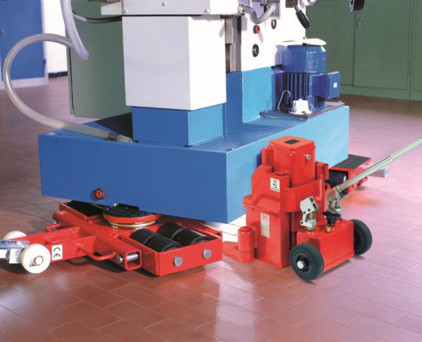 GKS Transportfahrwerk L6, Last: 6 t, Gewicht: 41 kg, 10209