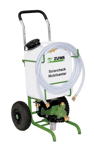 ZUWA Solarcheck Mobilcenter KOMPAKT, P 80, 230 V, Fördermenge 31 l/min, 134053V11