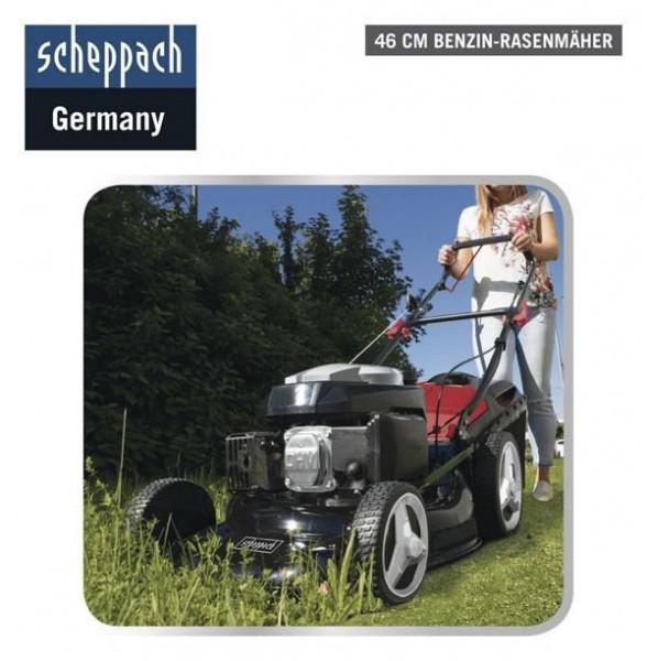 Scheppach Benzin Rasenmäher Ms173 46 Mit Radantrieb 5911225903