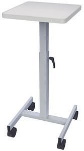 MAUL Beamertisch/OHP-Tisch standard, höhenverstellbar, grau, 9331082