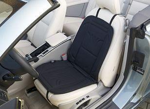 2 Heizstufen uniTEC KFZ 75774 Sitzheizung Carbon Basic
