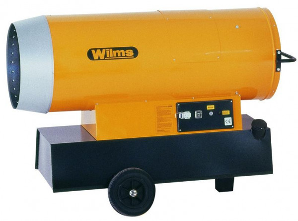 Wilms Heissluftturbine B 350, 1081350