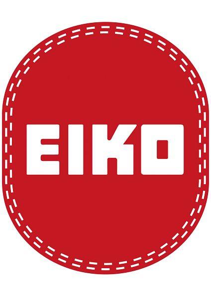EIKO Zunftweste Ethan Dreidraht-Cord schwarz